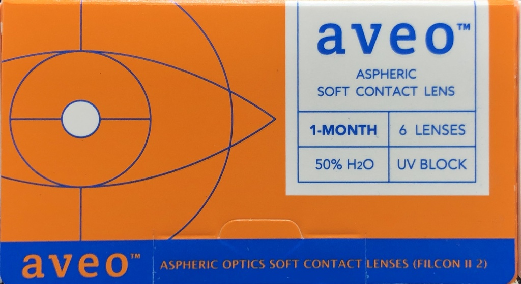 Aveo 1-month -6 lenses/ box