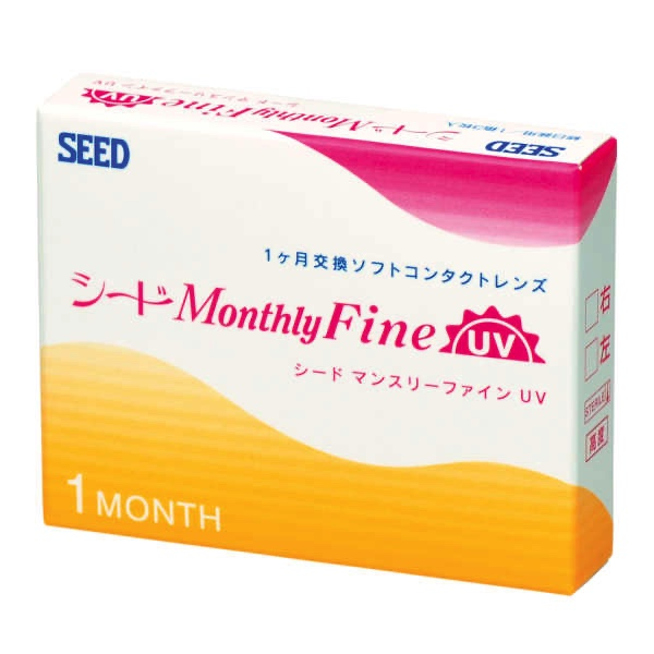 SEED Monthly Fine -3 miếng/hộp