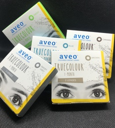 Aveo Truecolor 1-Month 2 lenses/ box